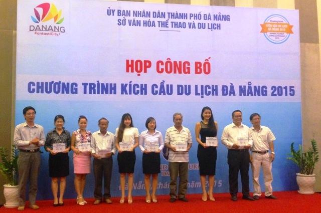Chuong trinh kich cau du lich Da Nang 2015