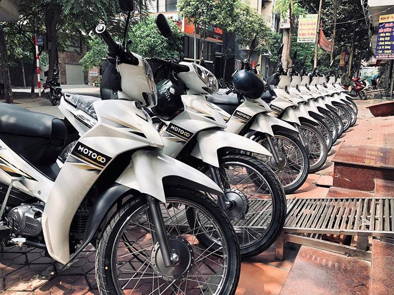 Dịch vụ thuê xe máy Đà Nẵng Motogo