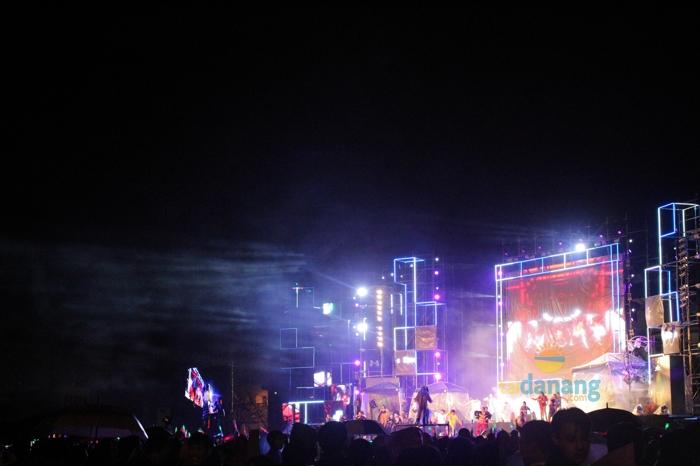 Countdowwn 2017 Da Nang