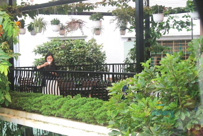 The garden house bistro