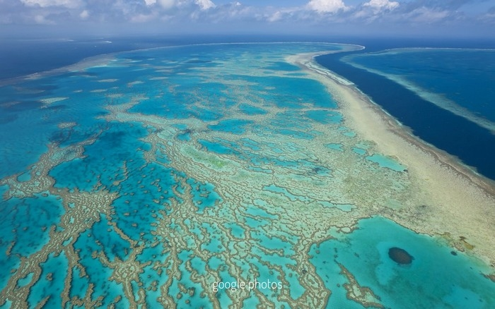 Great Barrier Reef uc