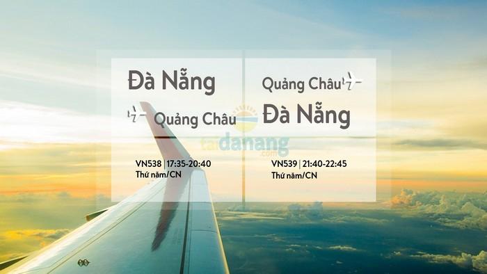 duong bay quoc te Da Nang