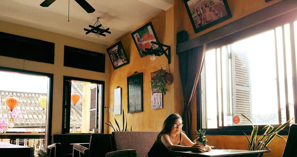 LƯU NGAY ĐỊA CHỈ 14 QUÁN CAFE XINH XẮN NHẤT HỘI AN- hinh 8