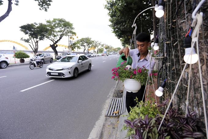 Da Nang rang ngoi chao don Tuan le cap cao APEC - 3