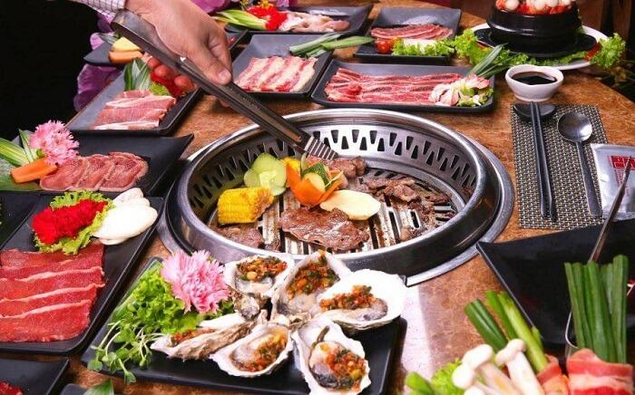 No Cang Bung Voi 12 Nha Hang Buffet O Da Nang Noi Tieng Nhat 4