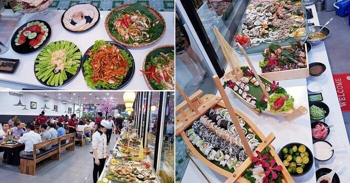 No Cang Bung Voi 12 Nha Hang Buffet O Da Nang Noi Tieng Nhat 7