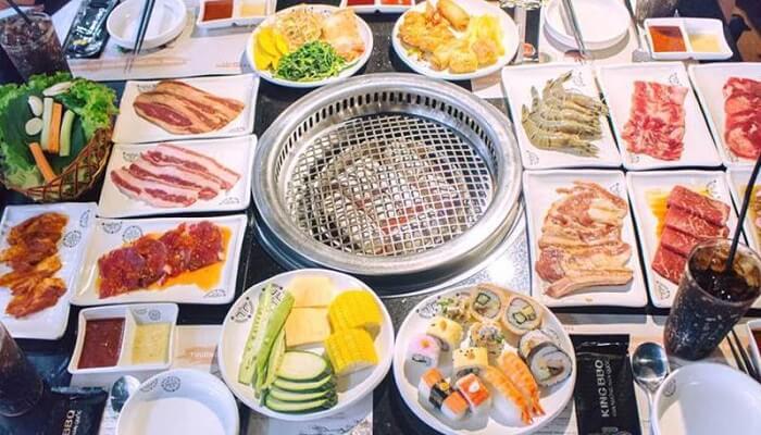 No Cang Bung Voi 12 Nha Hang Buffet O Da Nang Noi Tieng Nhat 8
