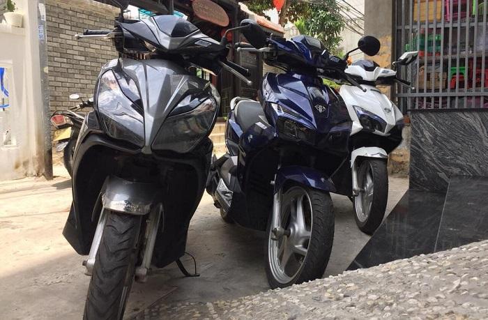 Dịch vụ cho thuê xe máy Sơn Trà Đà Nẵng