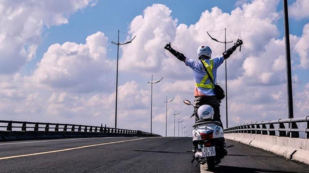 Thuê xe máy cùng phượt An Giang