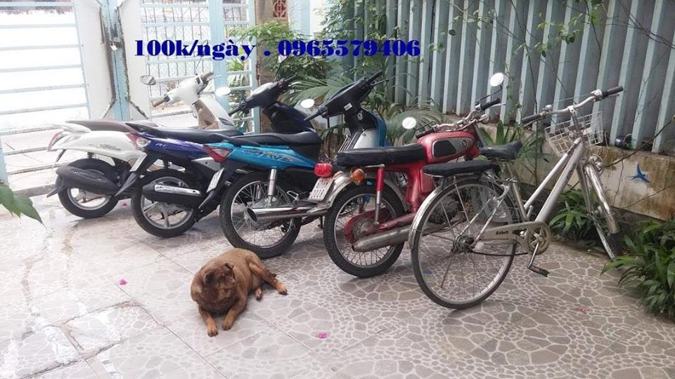 Thuê xe máy Long Xuyên