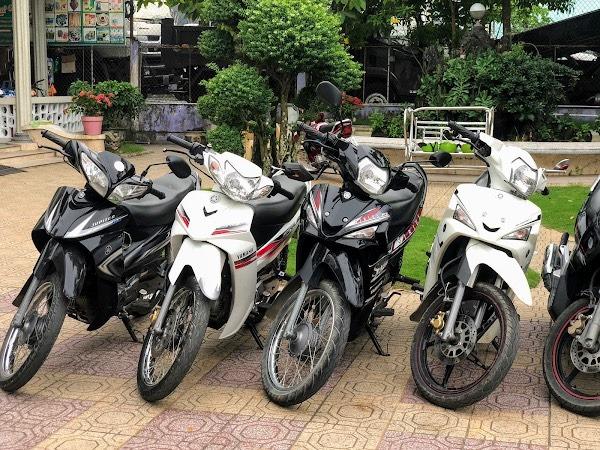 Thuê xe máy Long Xuyên Nguyên Vũ