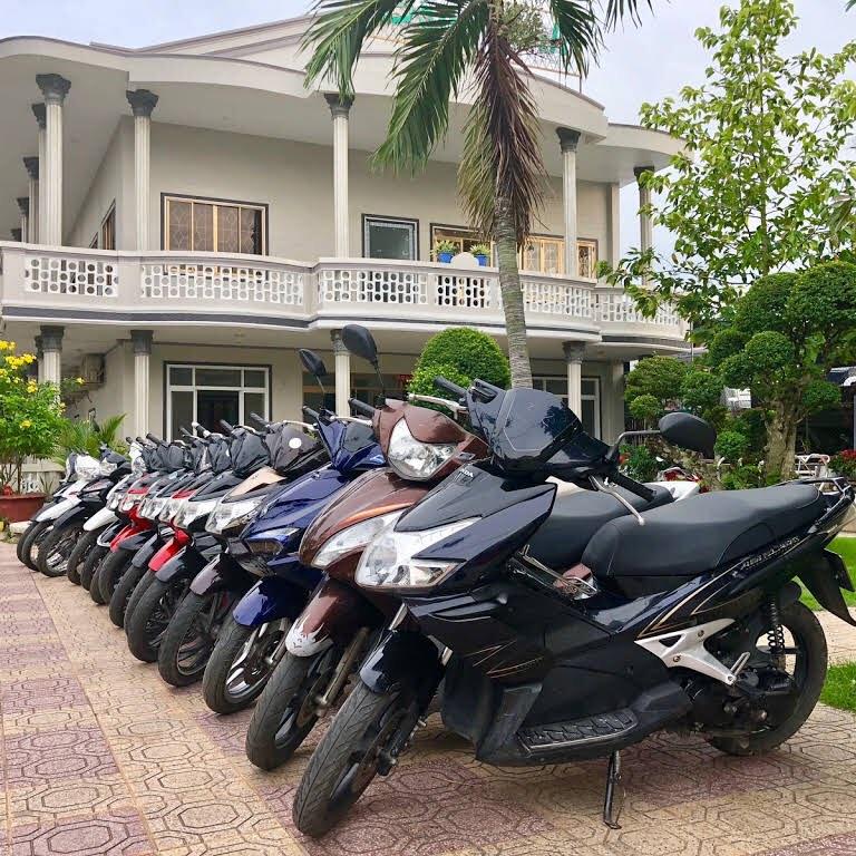 Thuê xe máy Phượt Châu Đốc