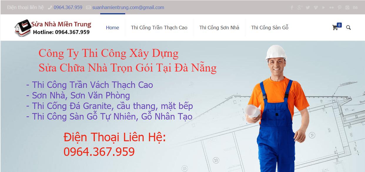 Sua Nha Mien Trung