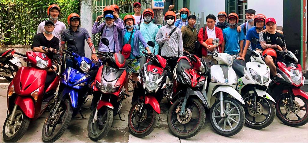 Thuê xe máy Bình Dương - Lương Văn Hiệu