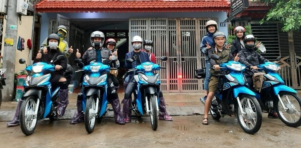 Thuê xe máy chuyên nghiệp - Lâm Phát