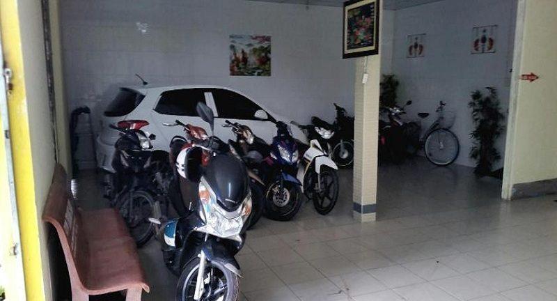 Thuê xe máy Cà Mau - Khách sạn Địa Ốc