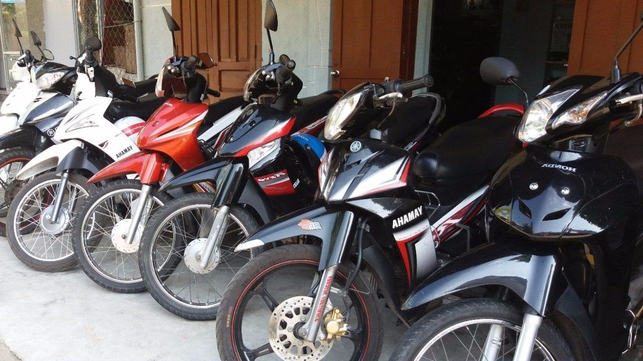 Thuê xe máy Bình Phước - Mai Vàng Guesthouse