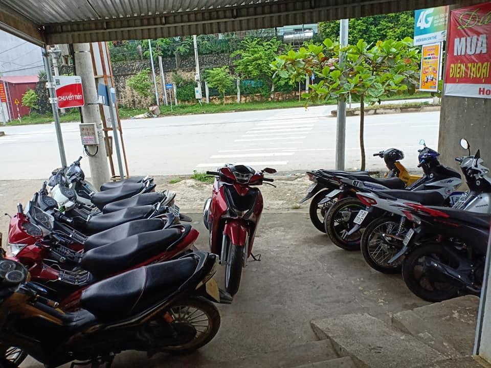 Thuê xe máy Điện Biên – Hải Trang