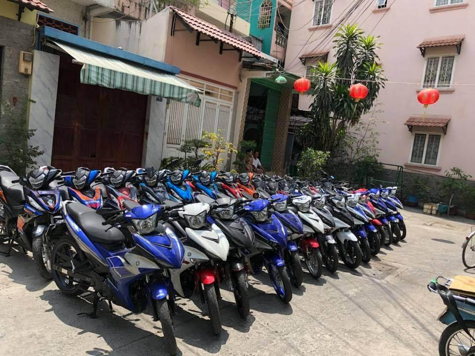 Dịch vụ thuê xe máy Biên Hòa - Hiếu Bình