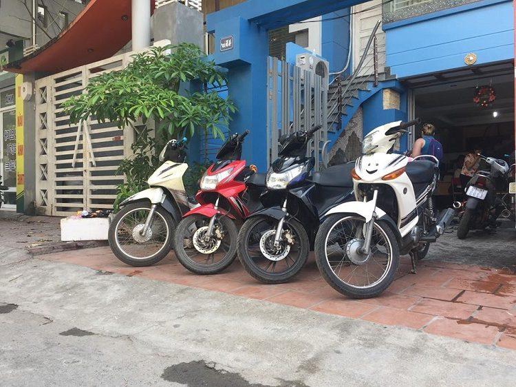 Cho thuê xe máy Biên Hòa - Hồng Ngọc