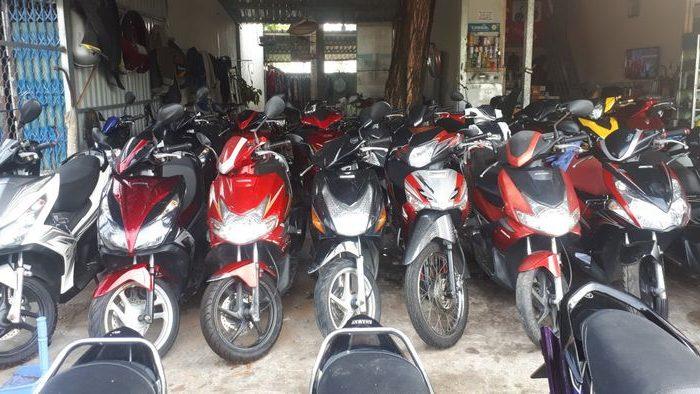 Thuê xe máy Biên Hòa - Thành Cư
