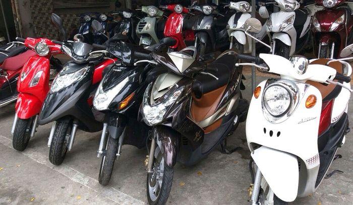 Thuê xe máy Biên Hòa - Nghĩa Motor