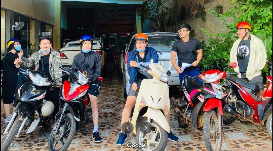 Thuê xe máy Buôn Ma Thuột – Trường An