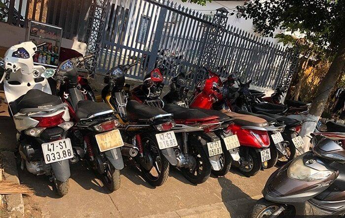 Thuê xe máy Buôn Ma Thuột – Gia Minh