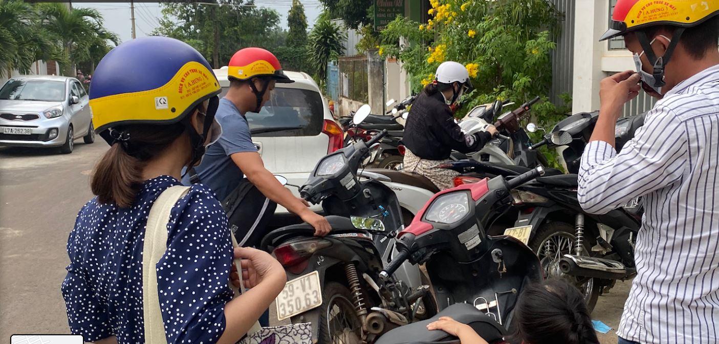 Thuê xe máy Buôn Ma Thuột – Bác Tiên