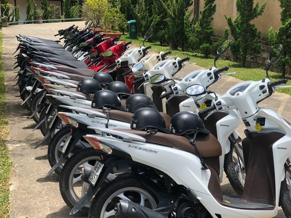 Thuê xe máy Đắk Nông - Anh Lâm