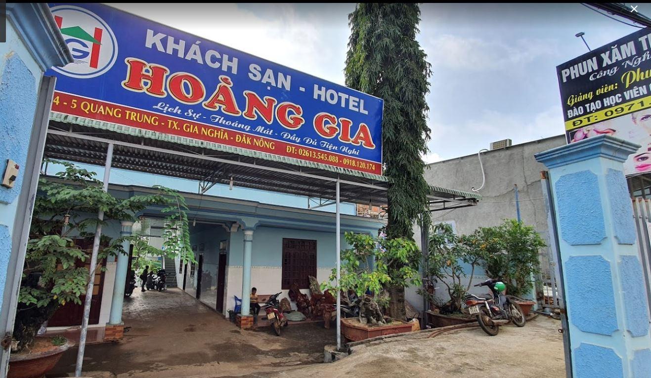 Thuê xe máy Đắk Nông -Hoàng Gia Hotel