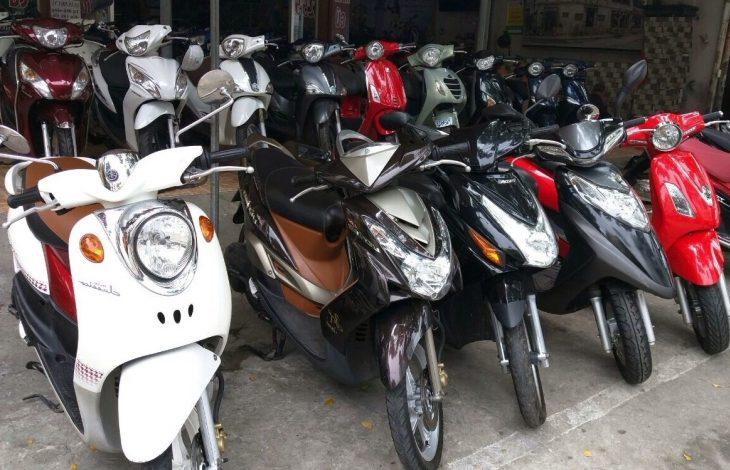 Thuê xe máy Hà Tĩnh - Tuyết Hoa Hotel