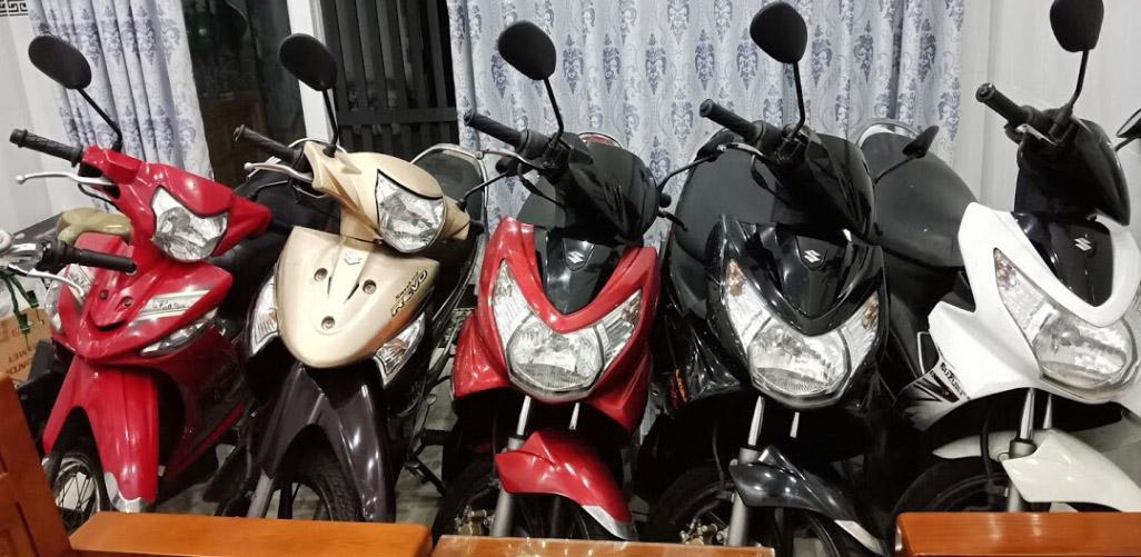 Thuê xe máy Hòa Bình – Dần Motor