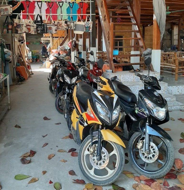 Thuê xe máy Hòa Bình – H.Thai's travel