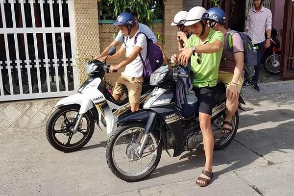 Thuê xe máy Hòa Bình – Nghi Tươi
