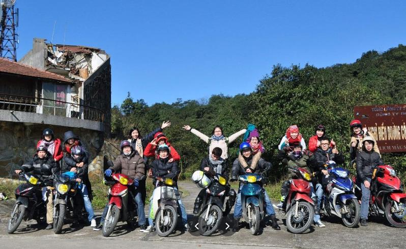 Thuê xe máy Hà Nam - Bình Minh