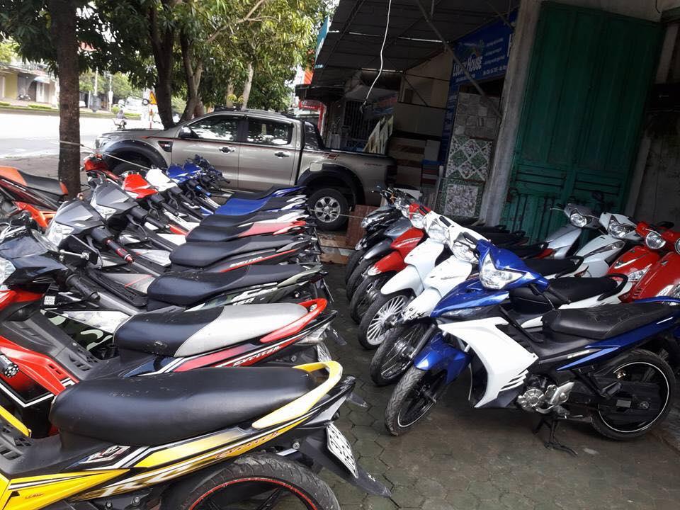 Thuê xe máy Hà Tĩnh - Đức Hùng