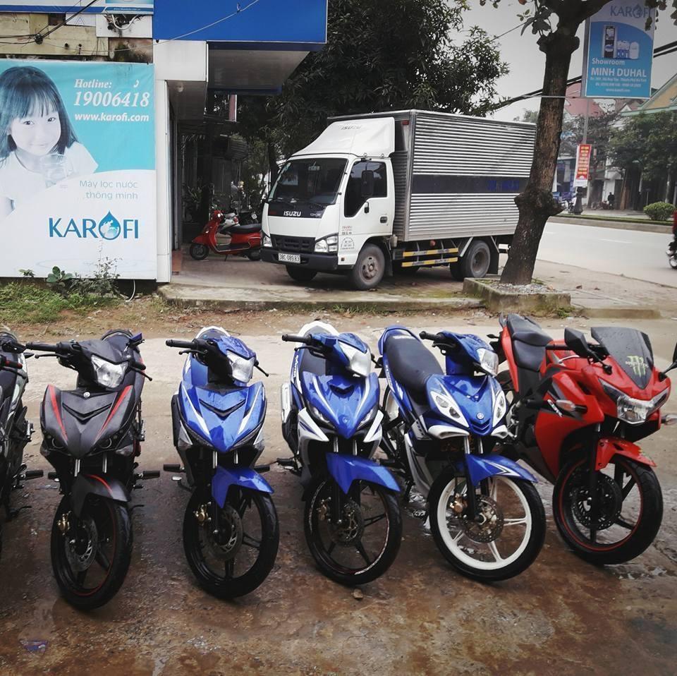 Thuê xe máy Hà Tĩnh – Trần Thắng