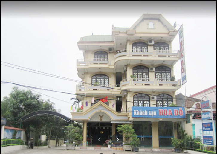 Thuê xe máy Hà Tĩnh - Khách sạn Hoa Đô