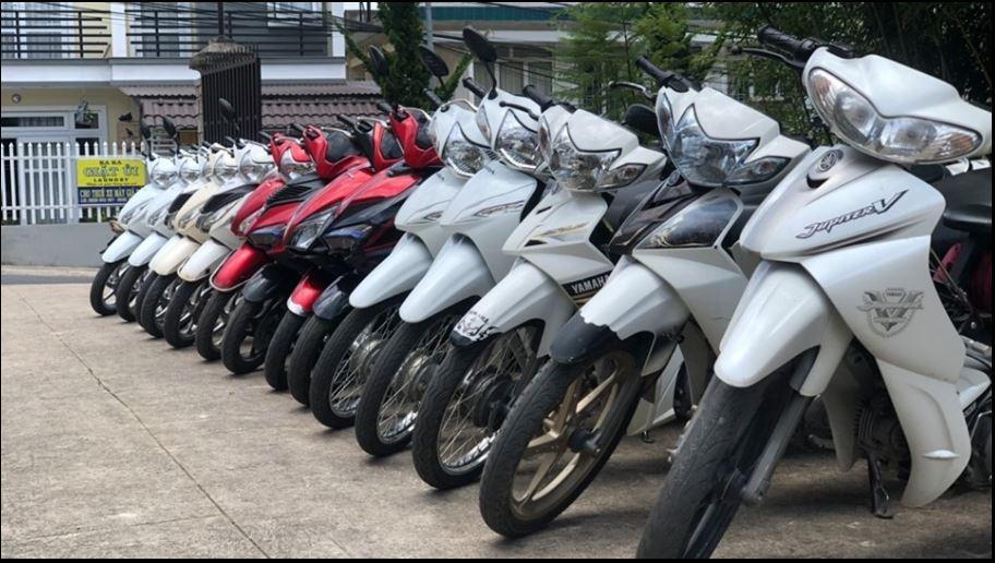 Thuê xe máy Mũi Né - Mũi Né Travel