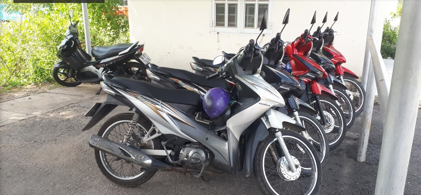 Thuê xe máy Mũi Né – Tâm Chung