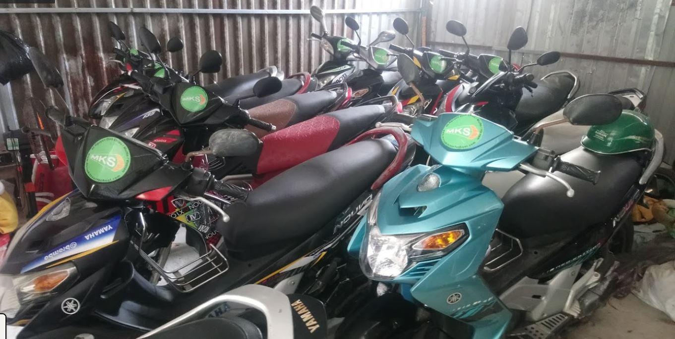 Thuê xe máy Mũi Né - Thanh Lâm