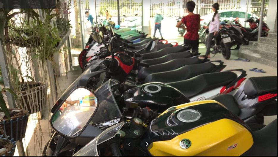 Thuê xe máy TP Cao Lãnh - Bảo Trâm