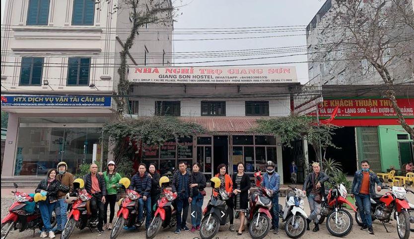 Thuê xe máy Hà Giang – Giang Sơn