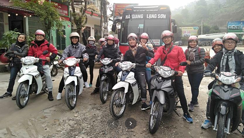 Thuê xe máy Hà Giang – Motorbike Rental Ha Giang