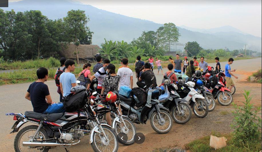 Thuê xe máy QT Motorbikes and Tours