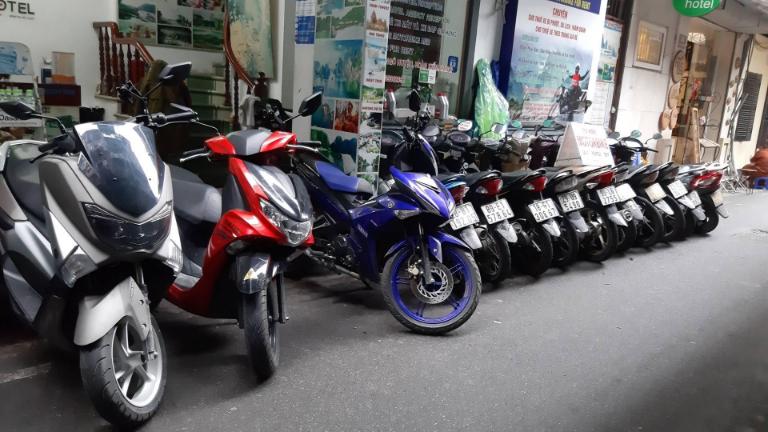 Thuê xe máy Hưng Yên - Gia Hưng