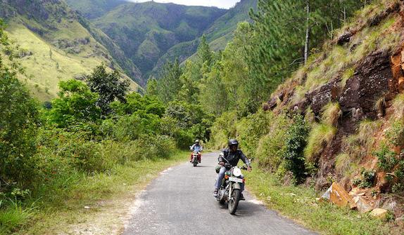 Kinh nghiệm khi thuê xe máy Lai Châu