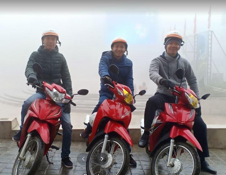 Thuê xe máy Nam Định - Bình Tân