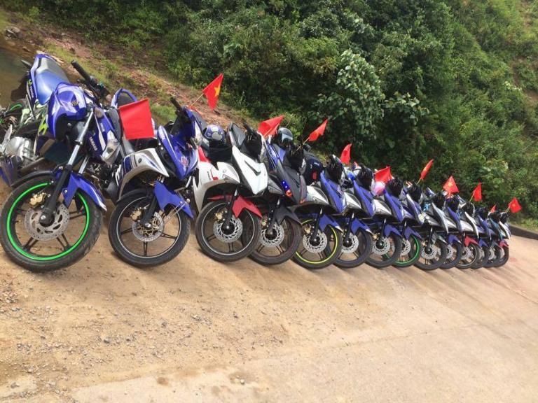 Thuê xe máy Lạng Sơn - Anh Tuấn